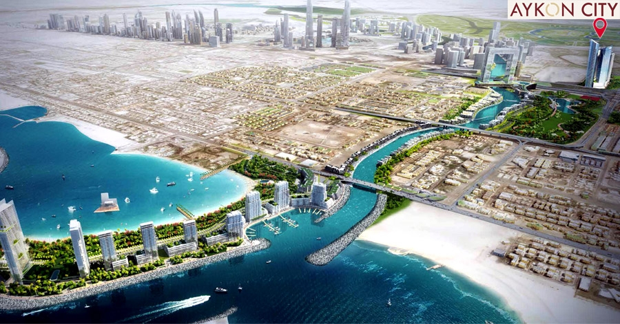 Aykon City - Damac unveils another jewel in  Dubai