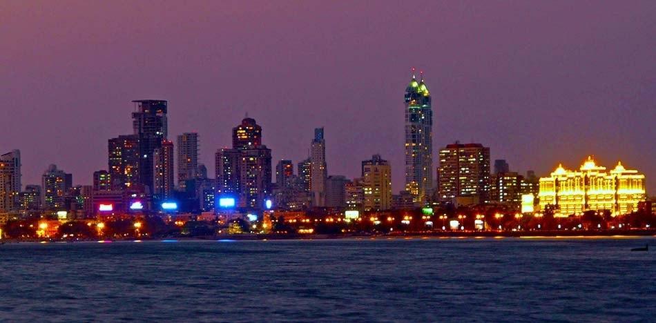 Mumbai steps forward