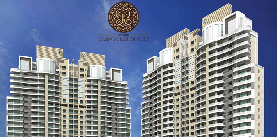 Occupation Certificate awarded to Windsor Grande Oshiwara, Andheri West