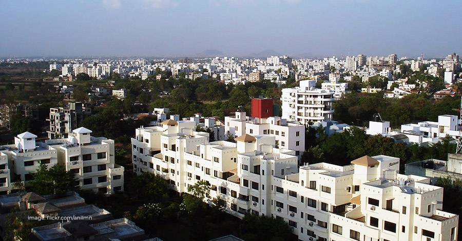 A new trend in Pune Real Estate - Moving to the suburbs for larger homes