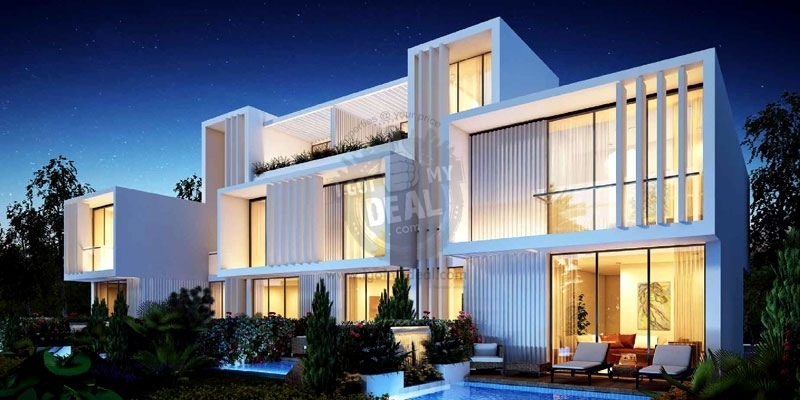 The Root Akoya Oxygen by Damac Properties in Al Qudra Road