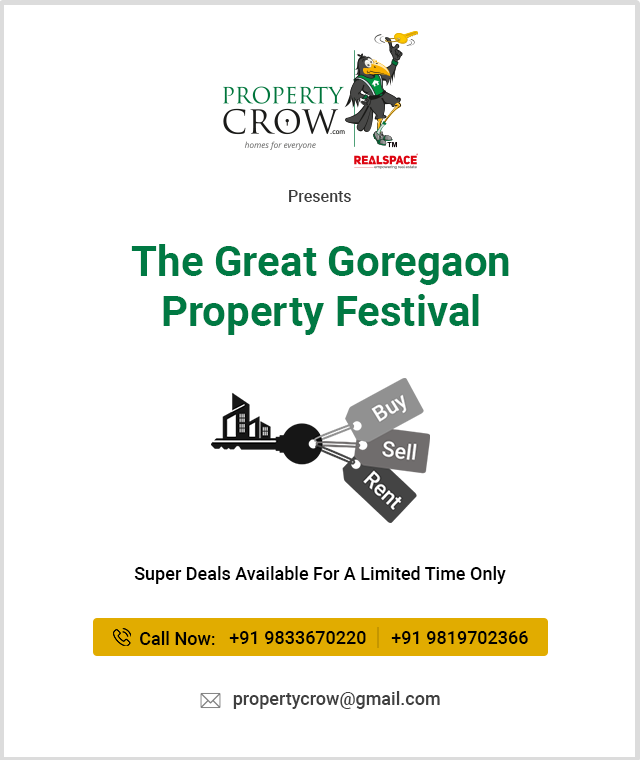 The Great Goregaon Property Festival