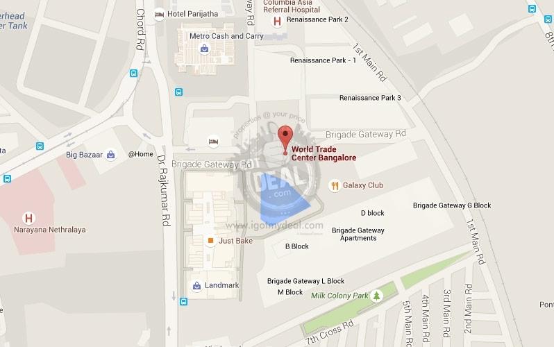 World trade center malleshwaram bangalore price location world trade center hall gumiabroncs Image collections