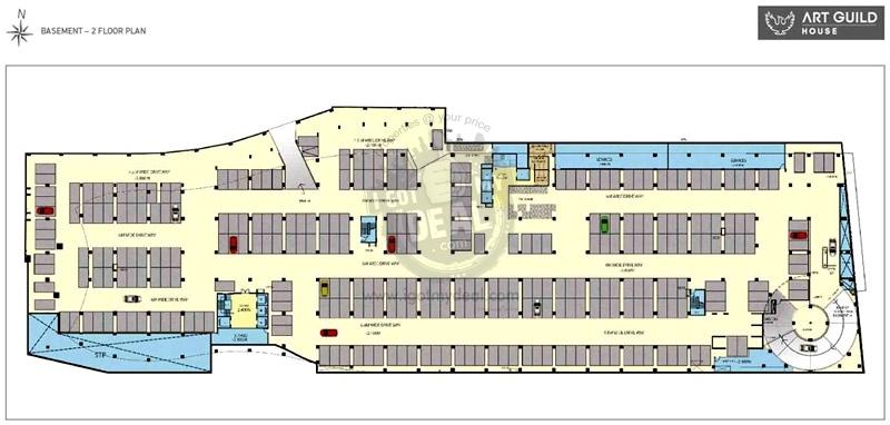 Art Guild House Kurla East Mumbai Price Location