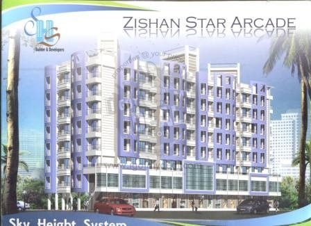 Zishan Star Arcade Naigaon Mumbai Price Location