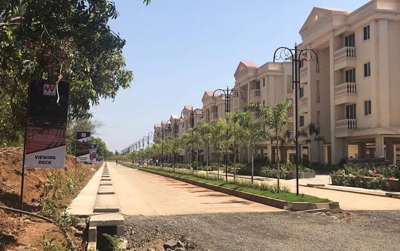 Wollywood Wada Township Palghar Thane Price Location