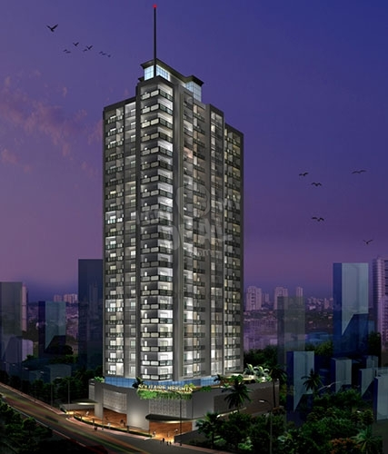 Solitaire Heights Malad West Mumbai Price Location Possession