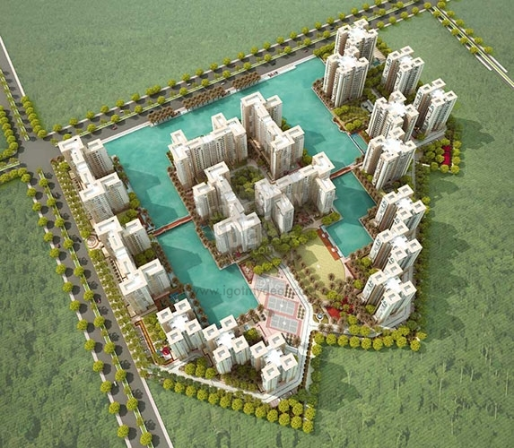 Adani Water Lily S G Highway Ahmedabad Price Location