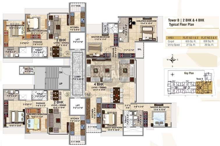Paradigm Ananda Residency Borivali West Mumbai Price Location Possession Reviews Investor Flats Resale Flats Property Crow