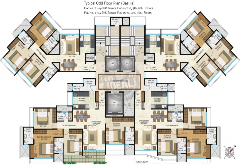 Acme Ozone Phase Ii Pokharan Road 2 Thane Price Location Possession Reviews Investor Flats Resale Flats Property Crow