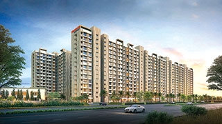 2 BHK Apartment For Sale in Mahindra Happinest Kalyan